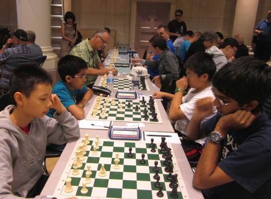 Round 1 - Akshat Chandra Vs Kevin Wan